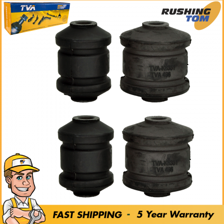 Front Lower Control Arm Bushing Kit for Chevrolet Cavalier Corsica Buick Pontiac