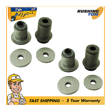 Front Upper Control Arm Bushing Kit 4 fits Chevrolet S10 Pickup K7104