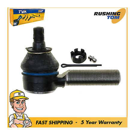 Front Right Outer Tie Rod fits PICKUP W100 86-89 PICKUP W150 W250 86-93 4WD