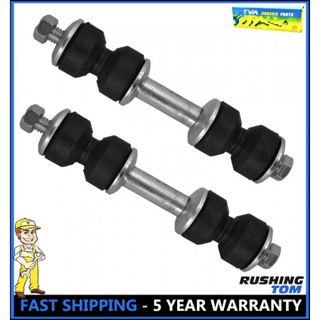 2 Front Sway Bar Links for Buick Cadillac Chevrolet Dodge Ford Jeep Mercury