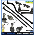 11 Complete Front Suspension Kit Fits Dodge RAM 2500 3500 Dana 60 4WD