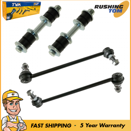 4 Front & Rear Sway Bar Link fits 2000-2004 Nissan Xterra