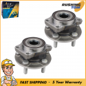 2 Front Driver Passenger Wheel Hub & Bearing Assembly for Outback Legacy