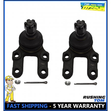 2 Suspension Front Lower Ball Joint for Nissan D21 4WD 1994-1986