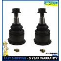 2 Front Upper Ball Joint for GMC Yukon Escalade Suburban Avalanche Tahoe K6540