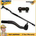 3 Piece Kit Outer Tie Rod End LH Set for Super Duty Pickup Truck 4WD