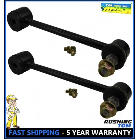 2 Rear Sway Bar Link for Cadillac Chevrolet Escalade Avalanche Tahoe H2 K6700