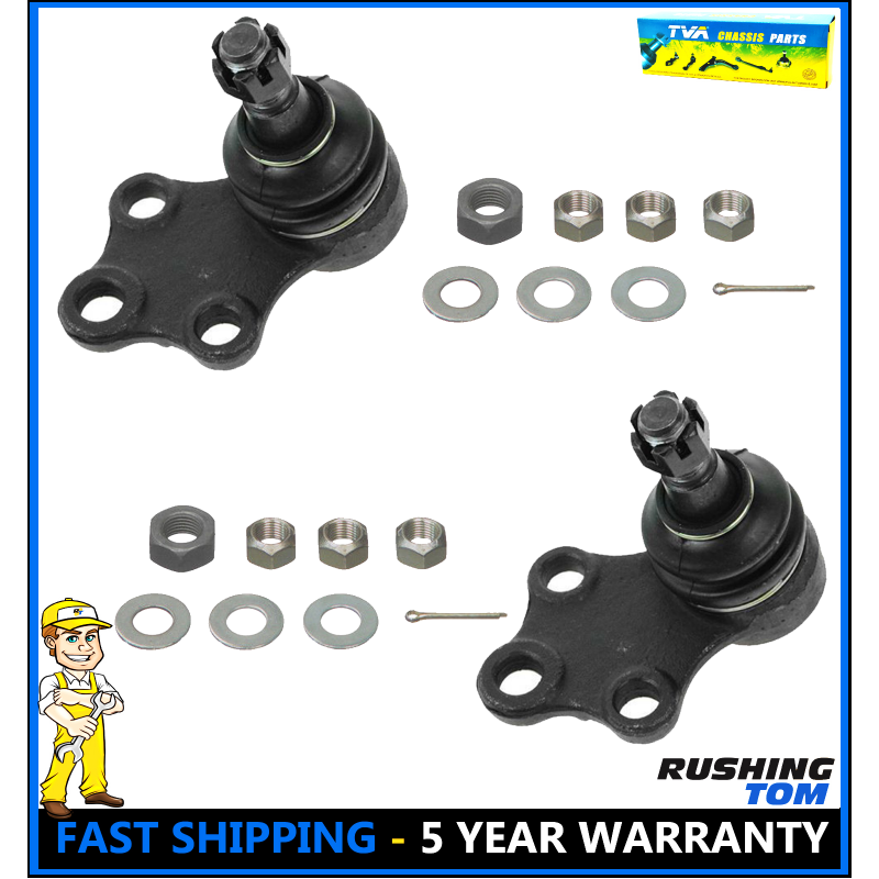 Front Wheel Hub /& Bearing Pair For 93-02 Quest Villager